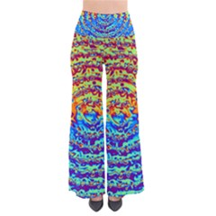 Background Color Game Pattern Pants