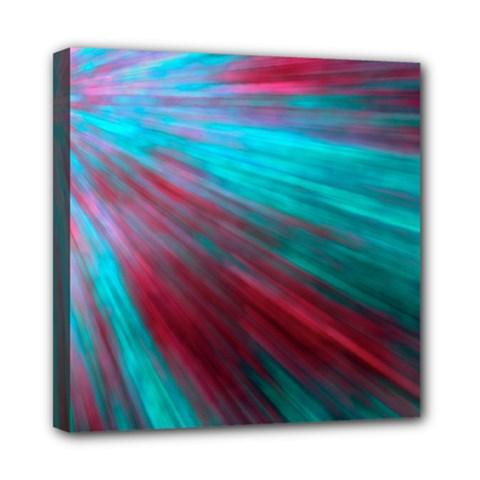 Background Texture Pattern Design Mini Canvas 8  X 8