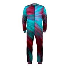 Background Texture Pattern Design Onepiece Jumpsuit (kids)