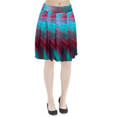 Background Texture Pattern Design Pleated Skirt