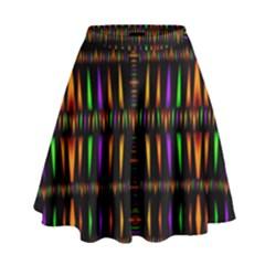 On Fire High Waist Skirt