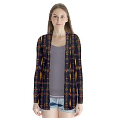 On Fire Cardigans
