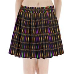 On Fire Pleated Mini Skirt