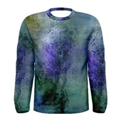 Background Texture Structure Men s Long Sleeve Tee