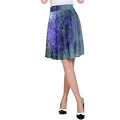 Background Texture Structure A Line Skirt