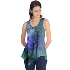 Background Texture Structure Sleeveless Tunic