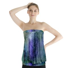 Background Texture Structure Strapless Top