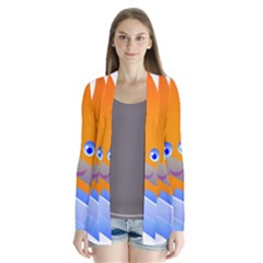 Beach Sea Sea Shell Swimming Cardigans