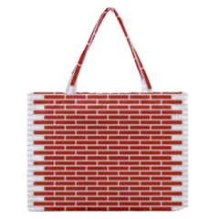 Brick Lake Dusia Texture Medium Zipper Tote Bag