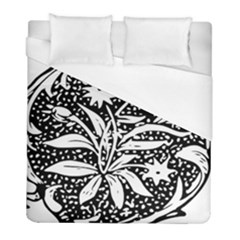 Decoration Pattern Design Flower Duvet Cover (full/ Double Size)