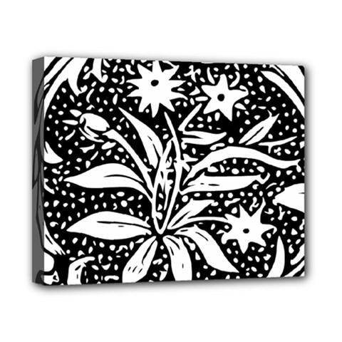 Decoration Pattern Design Flower Canvas 10  X 8