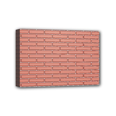 Brick Lake Dusia Wall Mini Canvas 6  X 4