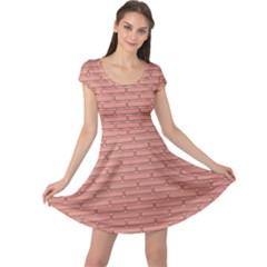 Brick Lake Dusia Wall Cap Sleeve Dresses