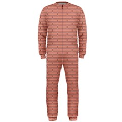 Brick Lake Dusia Wall Onepiece Jumpsuit (men)