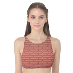 Brick Lake Dusia Wall Tank Bikini Top