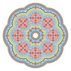 Drawing Mandala Art Folding Umbrellas