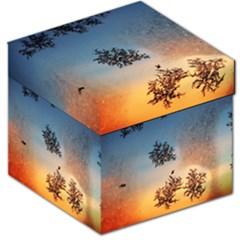Hardest Frost Winter Cold Frozen Storage Stool 12