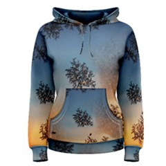 Hardest Frost Winter Cold Frozen Women s Pullover Hoodie