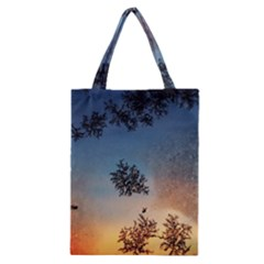 Hardest Frost Winter Cold Frozen Classic Tote Bag