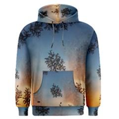 Hardest Frost Winter Cold Frozen Men s Pullover Hoodie