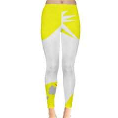 Mail Holyday Vacation Frame Leggings