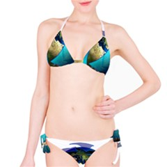 Migration Of The Peoples Escape Bikini Set