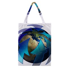 Migration Of The Peoples Escape Classic Tote Bag