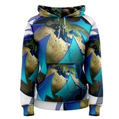 Migration Of The Peoples Escape Women s Pullover Hoodie