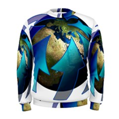 Migration Of The Peoples Escape Men s Sweatshirt