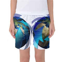 Migration Of The Peoples Escape Women s Basketball Shorts