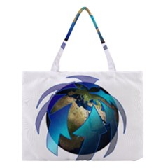 Migration Of The Peoples Escape Medium Tote Bag