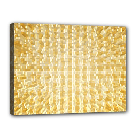 Pattern Abstract Background Canvas 16  X 12