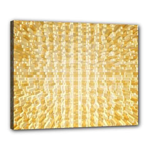 Pattern Abstract Background Canvas 20  X 16