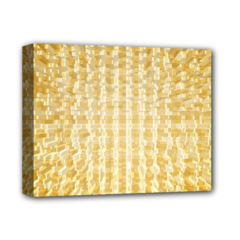 Pattern Abstract Background Deluxe Canvas 14  X 11