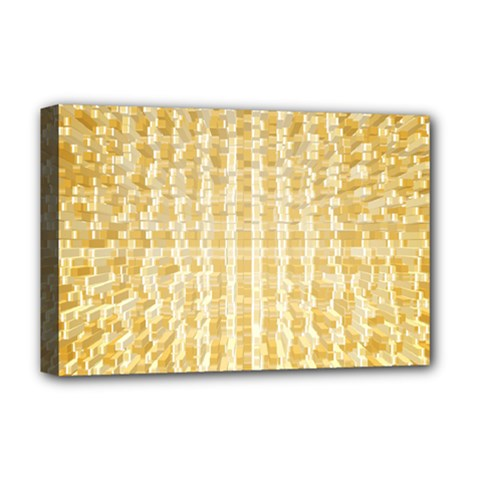 Pattern Abstract Background Deluxe Canvas 18  X 12