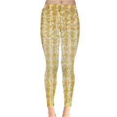 Pattern Abstract Background Leggings