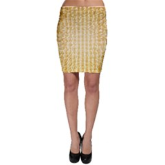 Pattern Abstract Background Bodycon Skirt