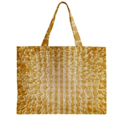Pattern Abstract Background Zipper Mini Tote Bag
