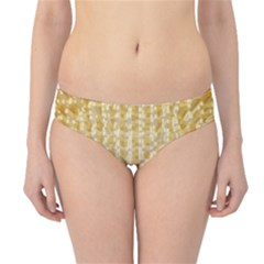 Pattern Abstract Background Hipster Bikini Bottoms