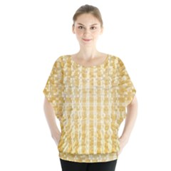 Pattern Abstract Background Blouse