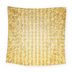 Pattern Abstract Background Square Tapestry (large)