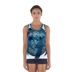 Photo Album Photo Montage About Women s Sport Tank Top