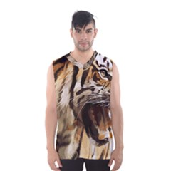 Royal Tiger National Park Men s Basketball Tank Top