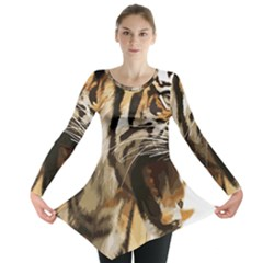 Royal Tiger National Park Long Sleeve Tunic