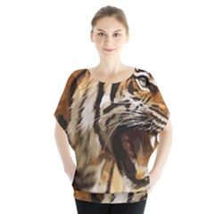 Royal Tiger National Park Blouse