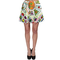 Vector Icon Symbol Sign Design Skater Skirt