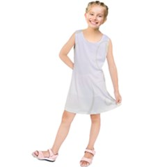 Background Light Line Texture Kids  Tunic Dress