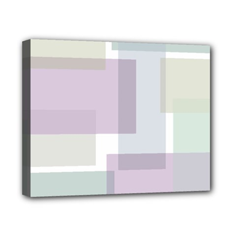 Abstract Background Pattern Design Canvas 10  X 8
