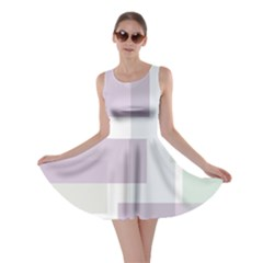 Abstract Background Pattern Design Skater Dress