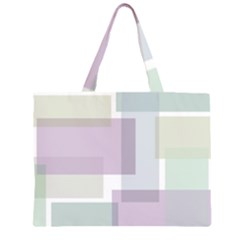 Abstract Background Pattern Design Large Tote Bag